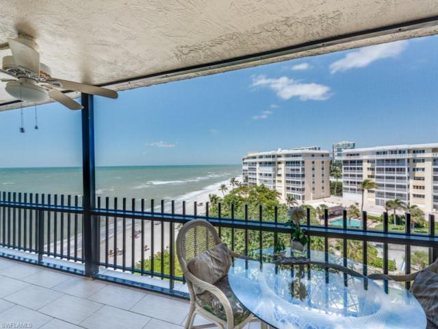 3399 Gulf Shore Blvd N #711, Naples, FL 34103 (MLS #219021521) :: #1 Real Estate Services