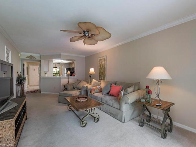 774 Wiggins Lake Dr #106, Naples, FL 34110 (MLS #219022581) :: The Naples Beach And Homes Team/MVP Realty