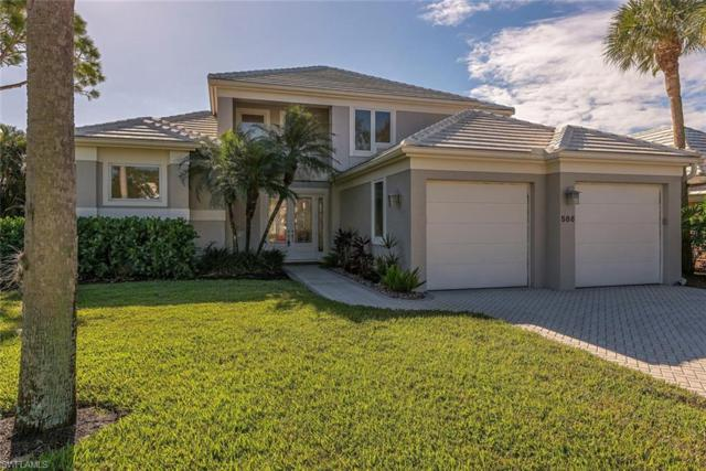 586 Eagle Creek Dr, Naples, FL 34113 (#219030429) :: The Key Team