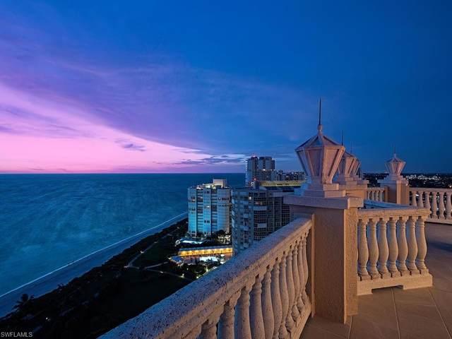 4021 Gulf Shore Blvd N Ph11, Naples, FL 34103 (#219036030) :: The Michelle Thomas Team