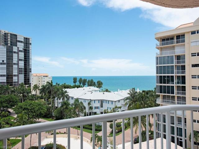 40 Seagate Dr #601, Naples, FL 34103 (#219045939) :: The Dellatorè Real Estate Group
