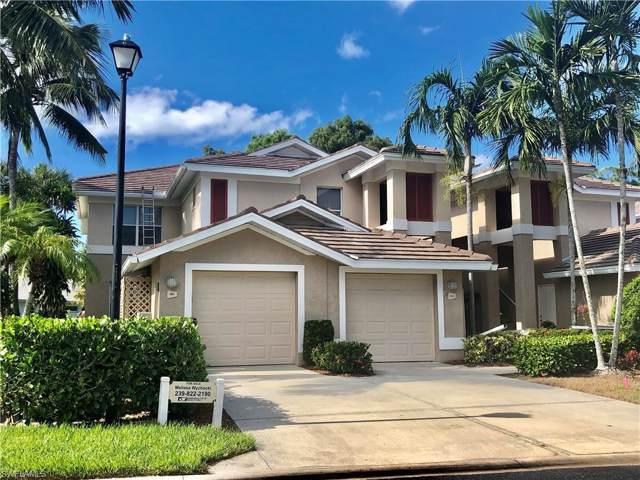 785 Carrick Bend Cir #101, Naples, FL 34110 (#219049608) :: The Dellatorè Real Estate Group
