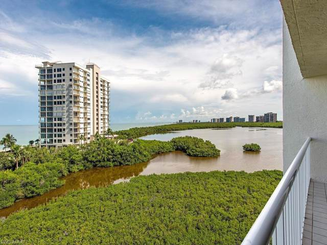50 Seagate Dr #602, Naples, FL 34103 (#219049895) :: The Dellatorè Real Estate Group