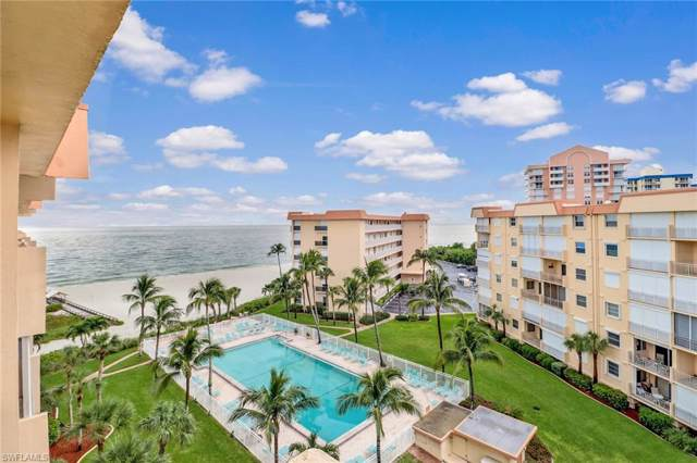 7400 Estero Blvd #610, Fort Myers Beach, FL 33931 (MLS #219049905) :: Palm Paradise Real Estate
