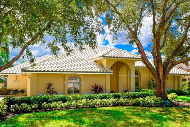 4588 Shearwater Ln, Naples, FL 34119 (MLS #219060023) :: The Naples Beach And Homes Team/MVP Realty