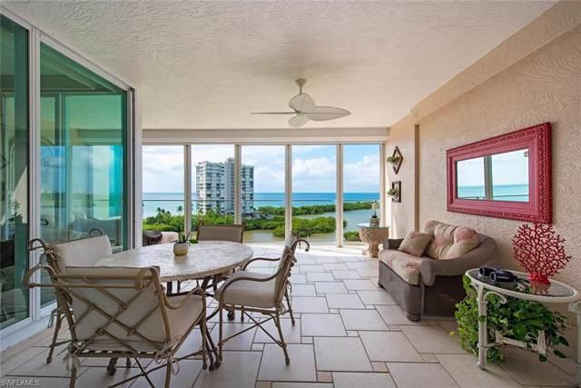 60 Seagate Dr #903, Naples, FL 34103 (#219063995) :: The Dellatorè Real Estate Group