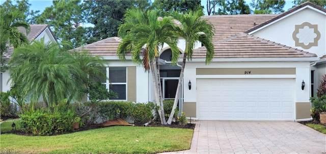 914 Fairhaven Ct #19, Naples, FL 34104 (#219066253) :: The Dellatorè Real Estate Group