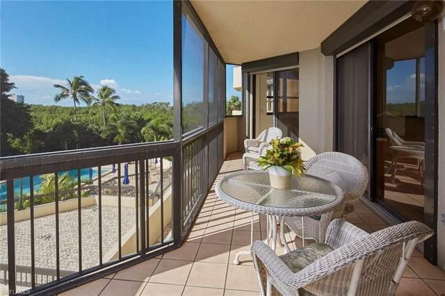 6001 Pelican Bay Blvd #205, Naples, FL 34108 (#219068324) :: The Dellatorè Real Estate Group