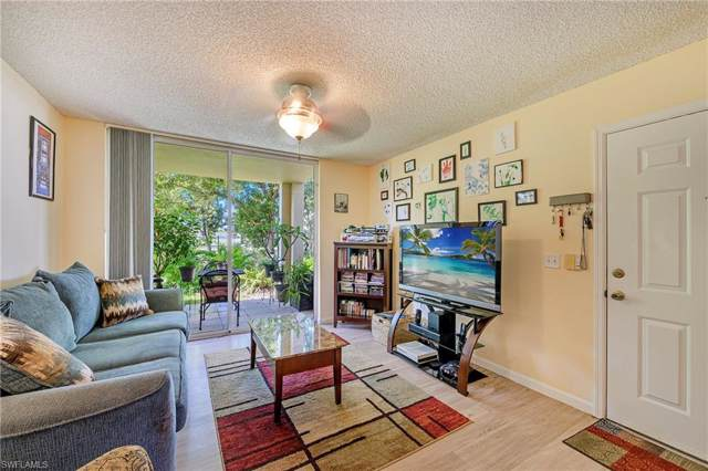1180 Wildwood Lakes Blvd #108, Naples, FL 34104 (MLS #219071807) :: Clausen Properties, Inc.