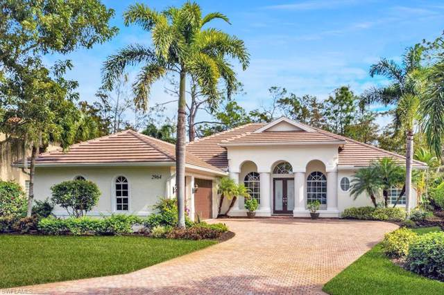 2964 Lone Pine Ln, Naples, FL 34119 (MLS #219074065) :: The Naples Beach And Homes Team/MVP Realty