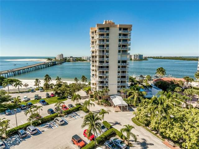 8701 Estero Blvd #1105, Bonita Springs, FL 33931 (MLS #219074576) :: RE/MAX Realty Group