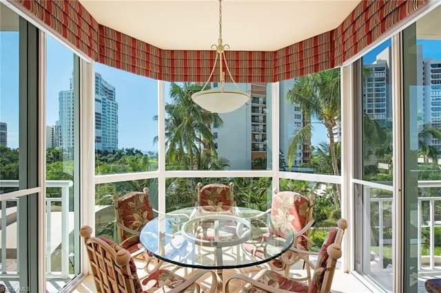4255 Gulf Shore Blvd N #204, Naples, FL 34103 (MLS #219075798) :: Sand Dollar Group