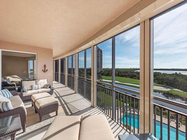 4801 Bonita Bay Blvd #602, Bonita Springs, FL 34134 (#219076005) :: Southwest Florida R.E. Group Inc