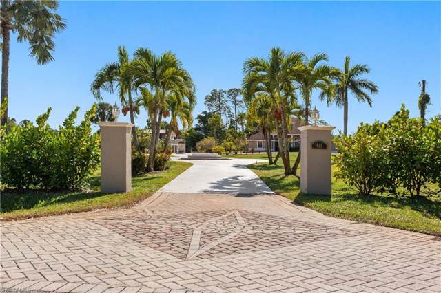 400 Carica Rd, Naples, FL 34108 (MLS #219076450) :: The Naples Beach And Homes Team/MVP Realty