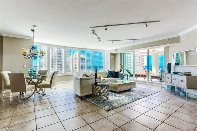 60 Seagate Dr #601, Naples, FL 34103 (#219081567) :: Vincent Napoleon Luxury Real Estate