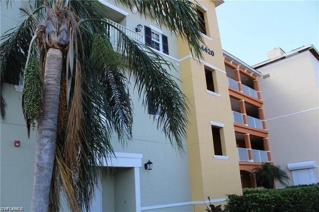 4420 Botanical Place Cir #103, Naples, FL 34112 (MLS #219082613) :: #1 Real Estate Services