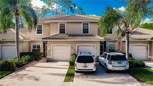 7575 Meadow Lakes Dr #303, Naples, FL 34104 (MLS #219083222) :: Clausen Properties, Inc.