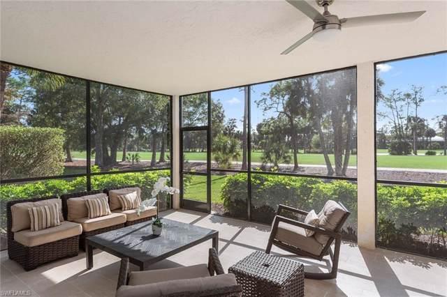 770 Eagle Creek Dr #101, Naples, FL 34113 (MLS #219083432) :: Clausen Properties, Inc.