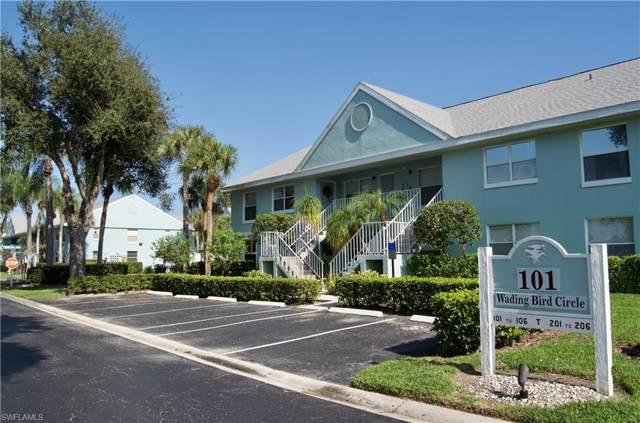 101 Wading Bird Cir T-201, Naples, FL 34110 (MLS #219083466) :: Clausen Properties, Inc.