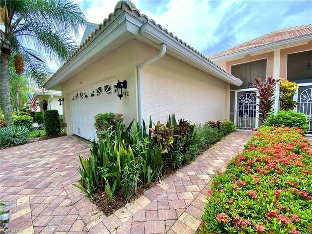 748 Wiggins Bay Dr 13L, Naples, FL 34110 (MLS #220001857) :: Avantgarde