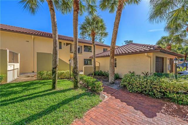 196 Albi Rd #302, Naples, FL 34112 (MLS #220001955) :: Clausen Properties, Inc.