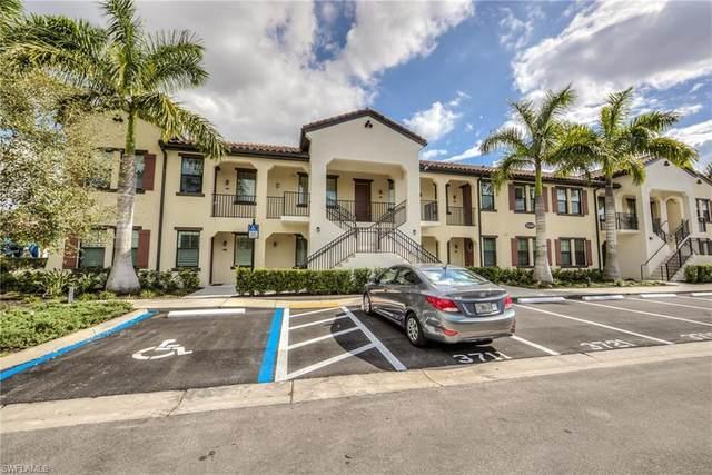 15098 Palmer Lake Cir #203, Naples, FL 34109 (MLS #220003400) :: Florida Homestar Team