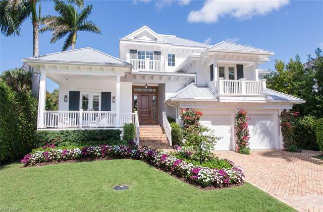 555 14th Ave S, Naples, FL 34102 (#220003757) :: Equity Realty