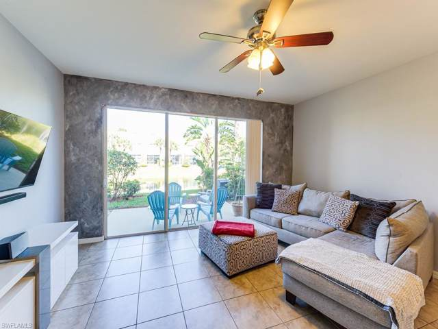 977 Hampton Cir #118, Naples, FL 34105 (MLS #220004310) :: Clausen Properties, Inc.