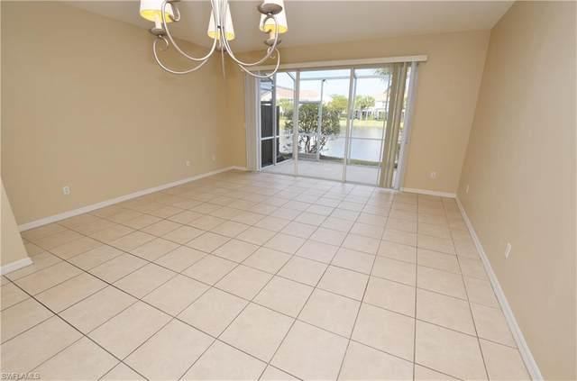 15632 Marcello Cir #162, Naples, FL 34110 (MLS #220005300) :: #1 Real Estate Services