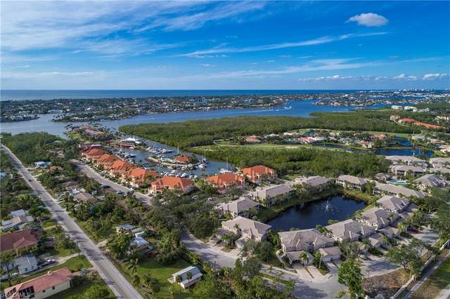 5075 Yacht Harbor Dr #203, Naples, FL 34112 (MLS #220006451) :: Kris Asquith's Diamond Coastal Group