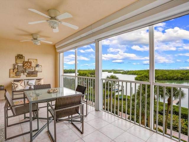 445 Dockside Dr #403, Naples, FL 34110 (MLS #220007728) :: Kris Asquith's Diamond Coastal Group
