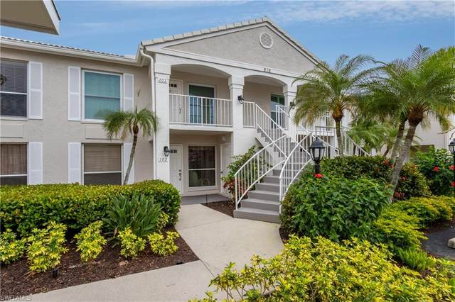 816 Gulf Pavillion Dr #102, Naples, FL 34108 (MLS #220008211) :: Kris Asquith's Diamond Coastal Group
