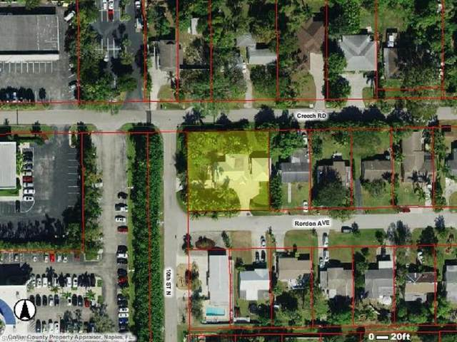 1021 Rordon Ave, Naples, FL 34103 (MLS #220008360) :: Clausen Properties, Inc.