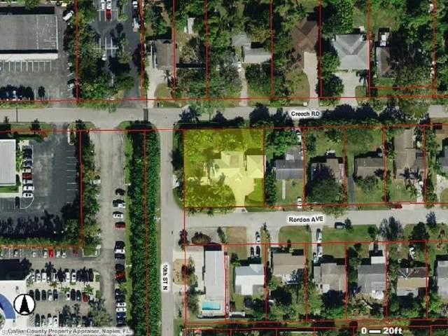1021 Rordon Ave, Naples, FL 34103 (MLS #220008360) :: Clausen Properties, Inc.