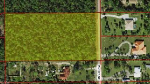 2nd St SE, Naples, FL 34117 (#220009012) :: Equity Realty