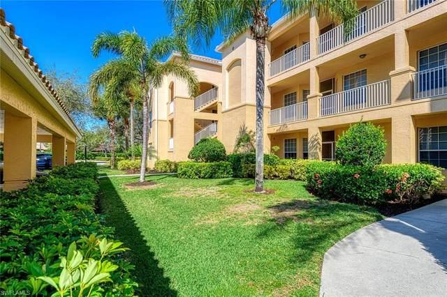8241 Parkstone Pl 5-102, Naples, FL 34120 (MLS #220009608) :: Kris Asquith's Diamond Coastal Group
