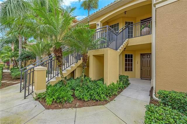 12040 Matera Ln #104, Bonita Springs, FL 34135 (#220009646) :: The Dellatorè Real Estate Group