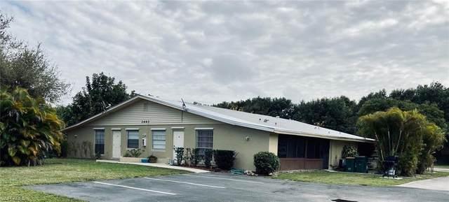 2660 Lakeview Dr, Naples, FL 34112 (MLS #220010153) :: Clausen Properties, Inc.