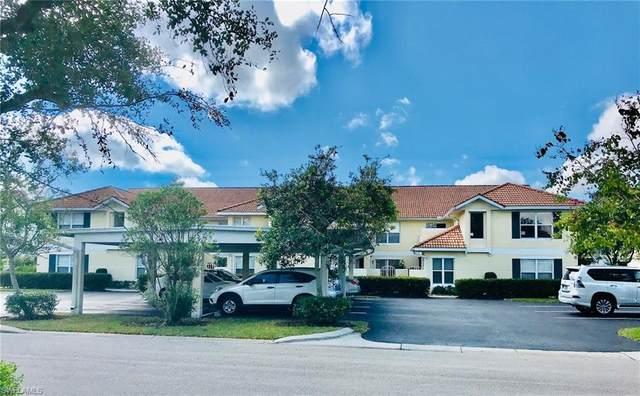 5430 Worthington Ln #103, Naples, FL 34110 (MLS #220010678) :: Florida Homestar Team