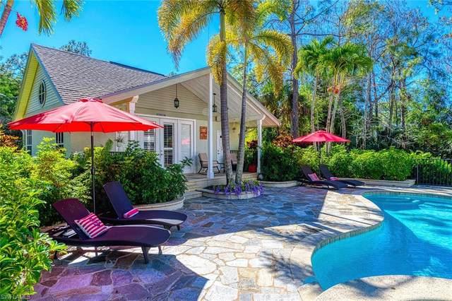 6770 Daniels Rd, Naples, FL 34109 (#220011461) :: The Dellatorè Real Estate Group