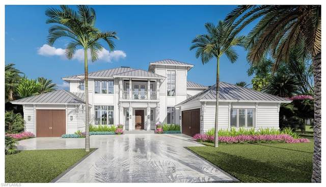 725 Riviera Dr, Naples, FL 34103 (MLS #220011951) :: Clausen Properties, Inc.