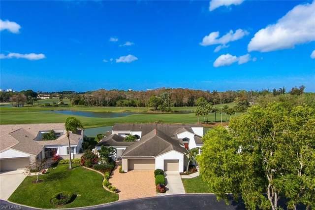 13231 Wedgefield Dr #25, Naples, FL 34110 (MLS #220012161) :: Clausen Properties, Inc.