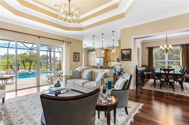 6640 Marbella Ln, Naples, FL 34105 (#220012183) :: The Dellatorè Real Estate Group