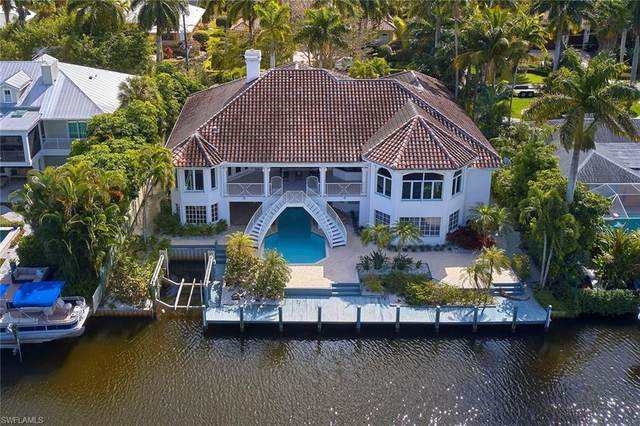 481 17th Ave S, Naples, FL 34102 (MLS #220012185) :: #1 Real Estate Services