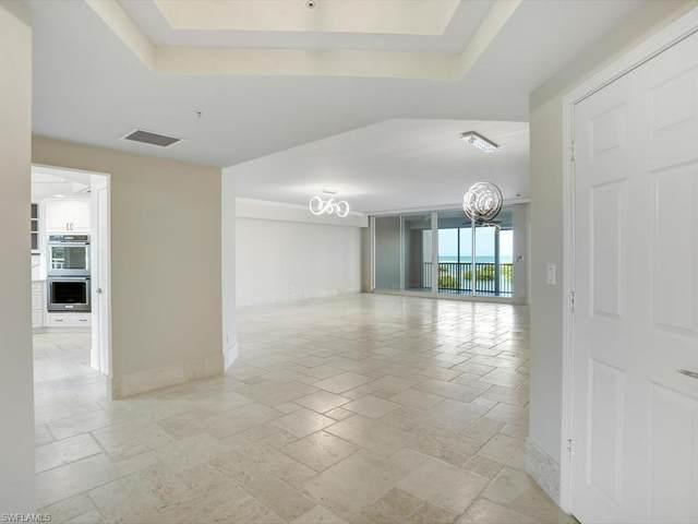435 Dockside Dr #603, Naples, FL 34110 (MLS #220012646) :: Clausen Properties, Inc.