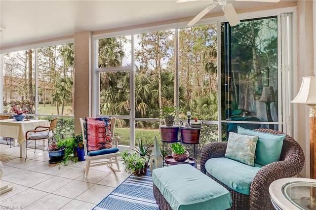 8530 Danbury Blvd #102, Naples, FL 34120 (MLS #220013065) :: Kris Asquith's Diamond Coastal Group