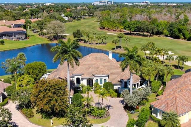 1307 Little Blue Heron Ct, Naples, FL 34108 (MLS #220013542) :: Kris Asquith's Diamond Coastal Group