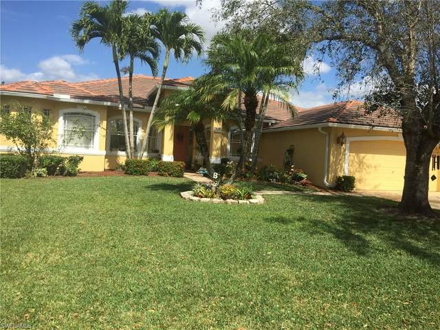 713 Indian Creek Ct, Naples, FL 34120 (#220013669) :: The Dellatorè Real Estate Group