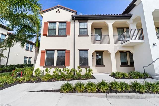 15114 Palmer Lake Cir #101, Naples, FL 34109 (MLS #220014432) :: #1 Real Estate Services