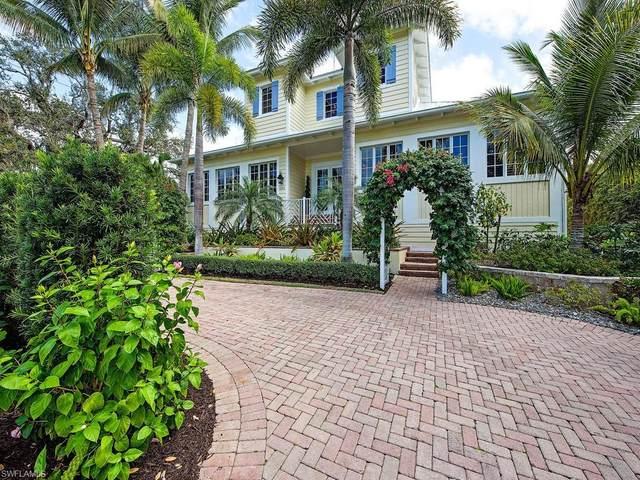 1355 Gordon Dr, Naples, FL 34102 (MLS #220014465) :: Kris Asquith's Diamond Coastal Group
